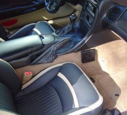 Corvette EZ Fit Drink Holder, Passenger Side, 1997-2017