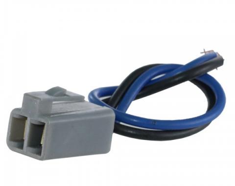 Corvette Alternator Plug Connector, 1963-1968