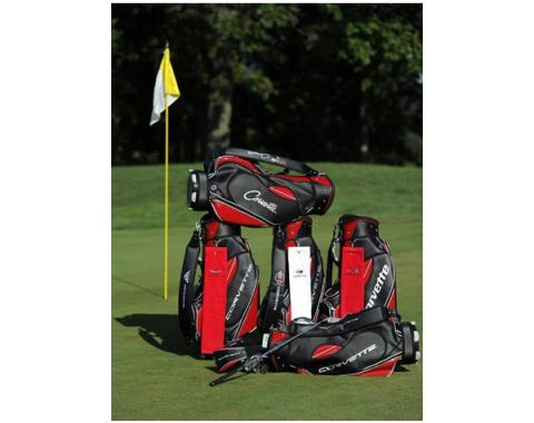 Corvette Golf Club Headcover Set, C2-C6