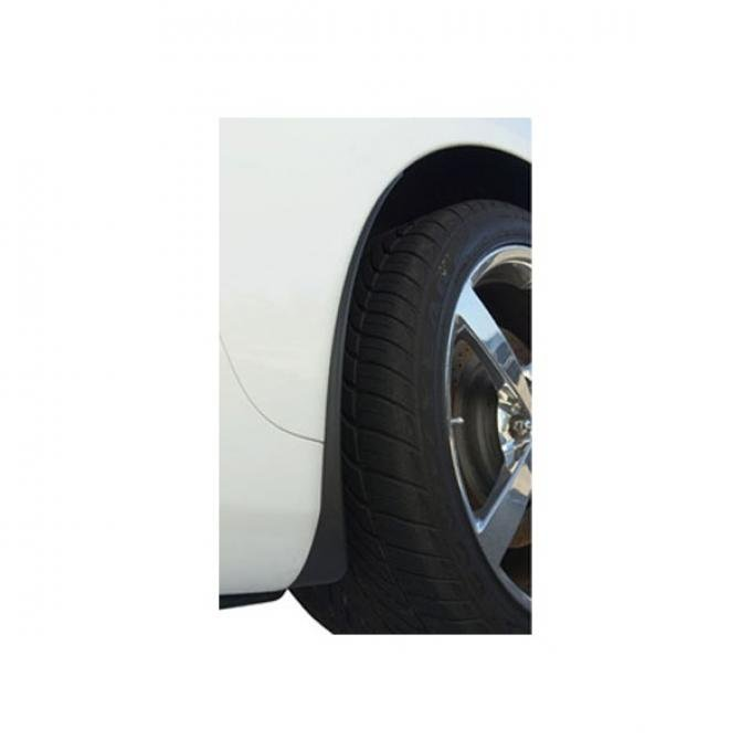 Corvette Splash Guard, Front/Rear, ABS, 2005-2013