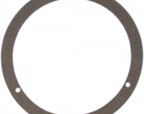 Corvette Emblem Seal, (58-60 Front & 58-61 Rear), 1958-1961