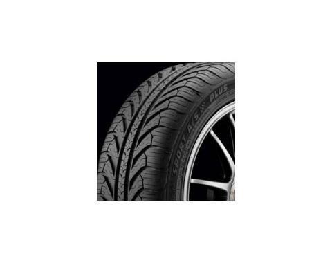 Corvette Tire, Michelin, Pilot Sport A/S Plus ZP, 285/35YR19, 2005-2013