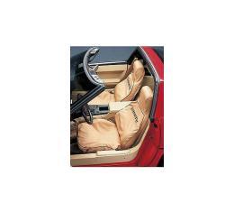 "Covercraft ""Seat Saver"" Slipcovers, Taupe| SS5214PCTN Corvette 1989-1993"