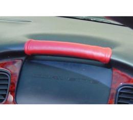 Corvette C5 Speed Lingerie Grab Bar Cover, 1997-2004