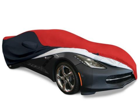 Corvette Stingray Ultraguard Plus Indoor/Outdoor Car Cover, 2014-2017