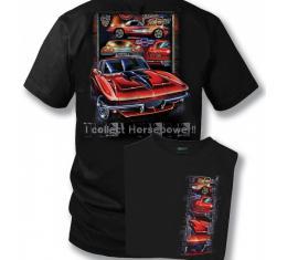 Corvette T-Shirt, Collect Horsepower