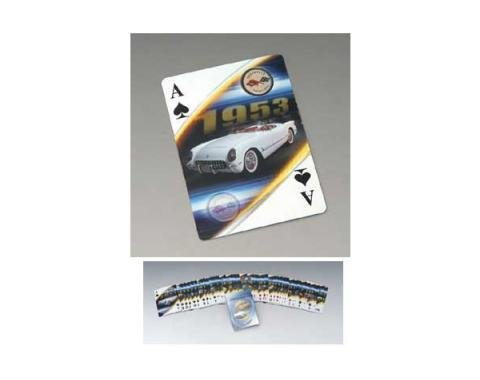 Corvette Playing Cards