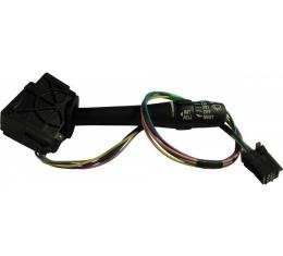 Corvette Windshield Wiper/Washer Switch, With Handle, 1997-2004