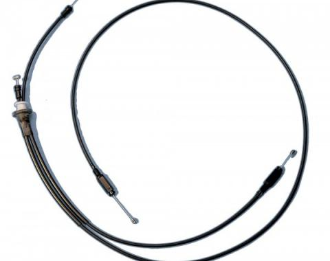 Corvette Hood Release Cable Assembly, 1984-1996