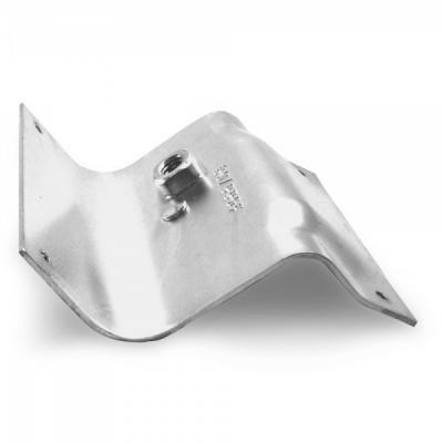 Corvette Shoulder Harness Reinforcement - Right, 1970-1974