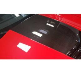 Phoenix Graphix Stinger Hood Decal, Z06 And Z07, Carbon Fiber| 15Z06HD-CBNFBR Corvette 2015-2016