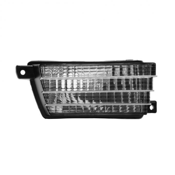 Trim Parts 73-74 Corvette Right Hand Parking Light Lens, Each A5814