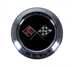 Trim Parts 78 Chevrolet Corvette Wheel Center Cap, 4 needed per car, Each 5019
