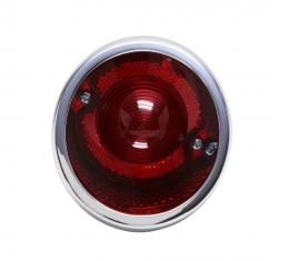Trim Parts 63-67 Corvette Right Hand Inboard Tail Light Assembly, Each 5353