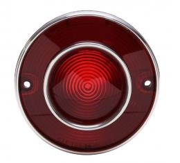 Trim Parts 75-79 Corvette Tail Light Lens Assembly, Each A5820