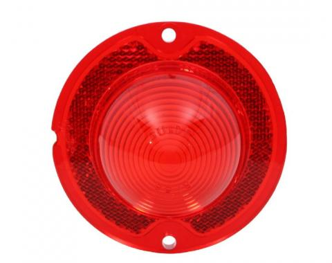 Trim Parts 58 Full-Size Chevrolet Tail Light Lens, Each A5282