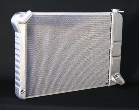 DeWitts 1966-1967 Chevrolet Corvette Direct Fit Radiator, Manual 32-1139066M