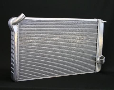 DeWitts 1969-1972 Chevrolet Corvette Direct Fit Radiator, Manual 32-1139069M