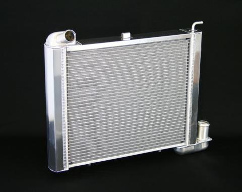 DeWitts 1963-1967 Chevrolet Corvette Direct Fit Radiator, Manual 32-1139063M