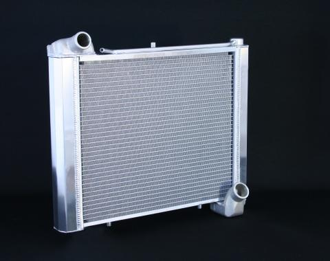 DeWitts 1961-1962 Chevrolet Corvette Direct Fit Radiator, Manual 32-1139061M