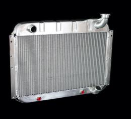 DeWitts 1955-1960 Chevrolet Corvette Direct Fit Radiator, Automatic 32-1149055A