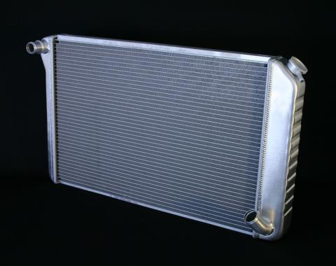 DeWitts 1977-1982 Chevrolet Corvette Direct Fit Radiator, Manual 32-1139077M