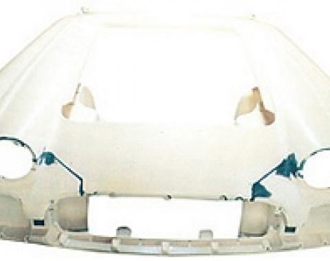 Corvette Front End, Jig-Fit Assembled, 1958-1961