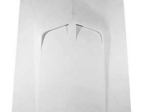 Corvette Hood, Big Block/LT1 Stock Design, 1968-1972