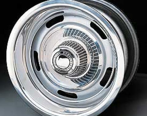 "Corvette Rally Wheel, 15"" x 8"", Set of 4, 1969-1982"