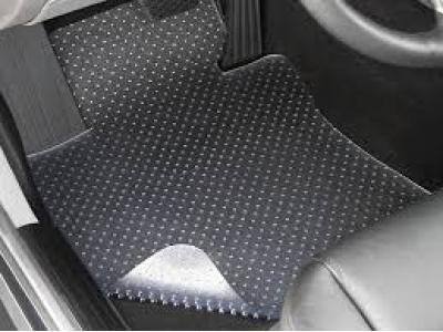 Corvette Floor Mats, 2 Piece Lloyd® Protector™, 2005-2007 Early