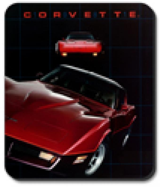 Corvette 1981 Mouse Pad