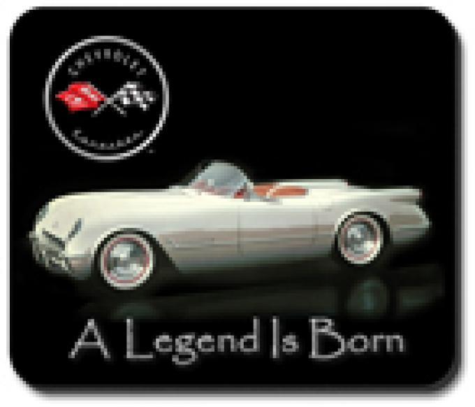 Corvette 1953, Mouse Pad