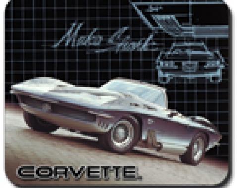 Corvette Mako Shark, Mouse Pad