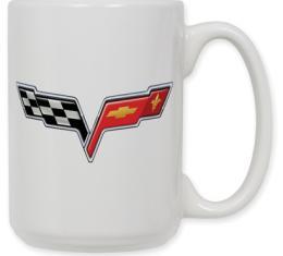 Corvette C6 Logo Coffee Mug