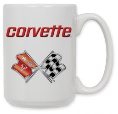 Corvette C3 Logo Coffee Mug