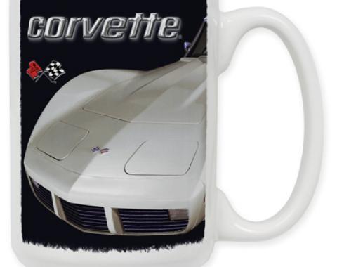 73 Sting Ray Coffee Mug