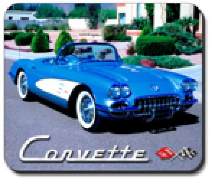 Corvette 1958 Mouse Pad