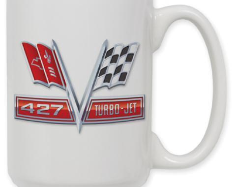 Corvette 427 Turbo Jet Coffee Mug