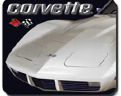 Corvette 1973 Stingray Mouse Pad