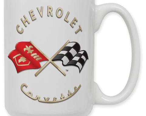 Corvette C1 Logo Coffee Mug