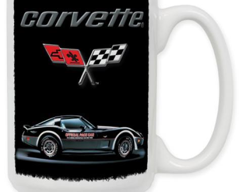 Corvette Pace Car Coffee Mug