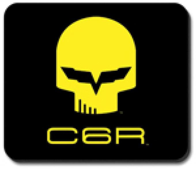 "Corvette Racing C6R ""Jake"" Mouse Pad"