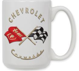 Corvette C1 Logo Coffee Mug