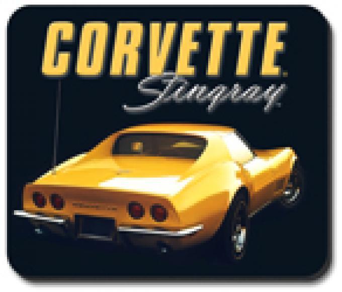 Corvette 1969 Coupe, Mouse Pad