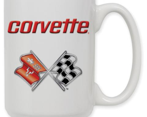 Corvette C3 Logo Coffee Mug