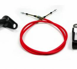 "ididit Cable Shift Linkage, 2"" ididit Column, AOD Transmission 2801500010"