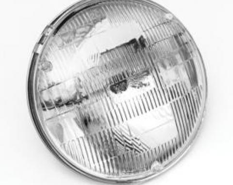 Corvette Halogen Headlight Bulb, Low-Beam, 1958-1982