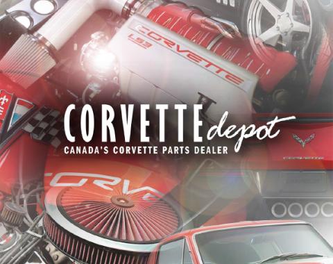 Corvette Catalog 1968-1973