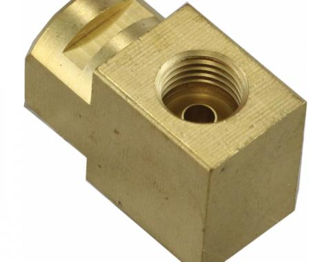 Corvette Brake Distribution Block, Right, Rear, 1963-1982