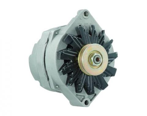 Corvette Remanufactured Alternator, 85 AMP, 1980-1982